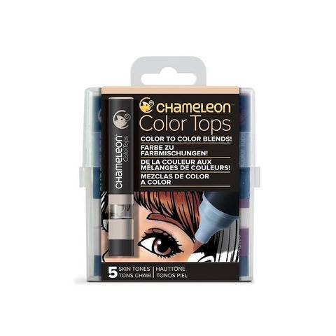 Chameleon TOPS COLOR X5 Tonos Piel
