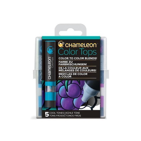 Chameleon TOPS COLOR X5 Tonos Fríos