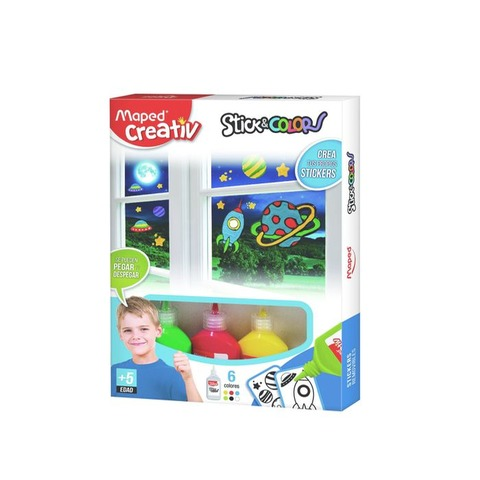 Stickers Removibles Maped