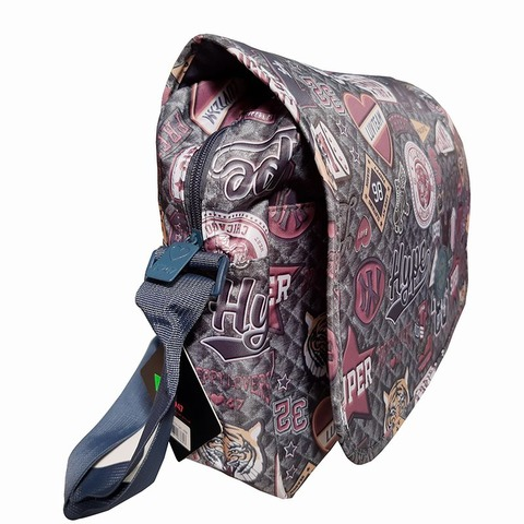 Morral Lic. 47st Q47-39M Gris Oscuro