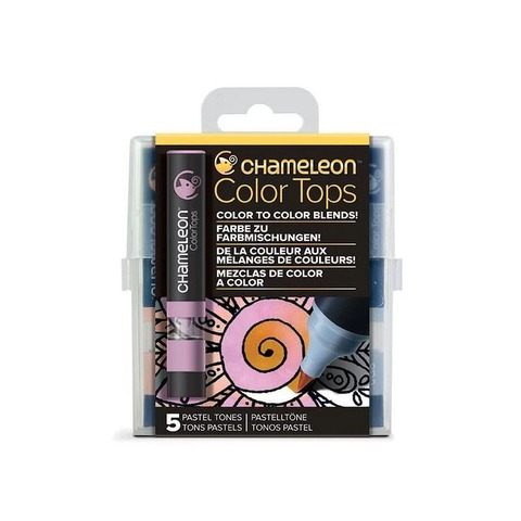 Chameleon TOPS COLOR X5 Tonos Pastel