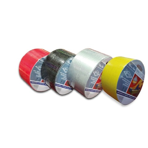 Cinta Adh. Duct Tape Motex 48mm x9 mt Multipropósito