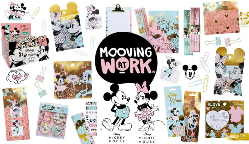 Mooving Mickey and Minnie